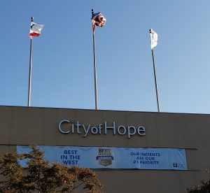 Photo of City of Hope building